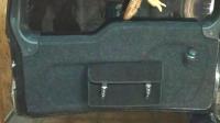 Комплект карманов в багажник для «Шевроле-Нива»
