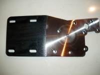 Крышка картера РПМ нижняя 2123 (стальная)