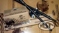 Привод колесный  заднего моста для автомобилей «Нива» в сборе (22 шлица)
