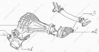 Комплект независимой подвески РПМ