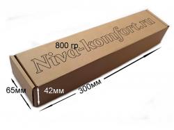 Бесшумные рычаги на раздаточную коробку (с пресс-масленкой; прямые) «Нива-Комфорт»