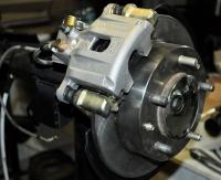 Задние дисковые тормоза для ВАЗ 2121 «Нива» и «Шевроле-Нива»
