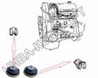 Гидравлические опоры двигателя