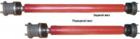 Передний карданный вал для автомобилей ИЖ-2126 «Ода»