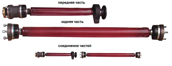 kard vaz - Шрусовый кардан на классику